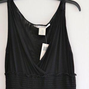 Max Studio Black Sleeveless Cocktail Dress M